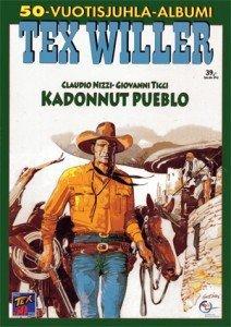 Tex Willer: Kadonnut Pueblo