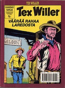 Tex Willer -kronikka 1 pakastearkussa