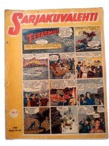 sarjakuvalehti8_1950